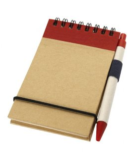 Zuse jotter and pen